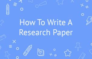 How to Write Term Papers - Novella